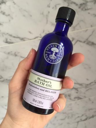 NYR Bath Oil 1
