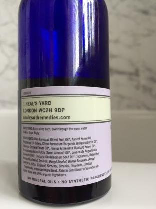 NYR Bath Oil 2